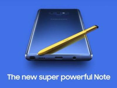 Samsung's Galaxy Note 9 is the most powerful Gear VR-ready phone ever