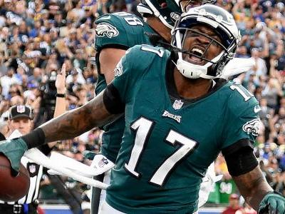 Alshon Jeffery injury update: Eagles WR could miss first six games