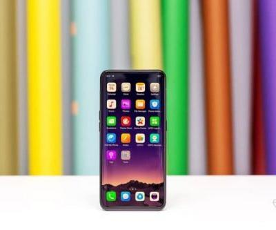 Oppo Find X Features Pop Up Cameras