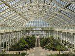 Sir David Attenborough reopens world's largest glasshouse at Kew Gardens