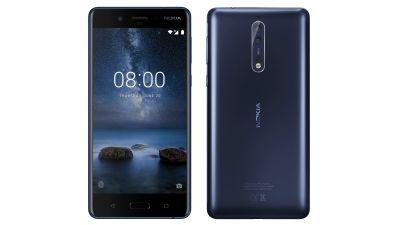 Freshly leaked Nokia 8 press renders reveal dual-camera setup, massive front bezels
