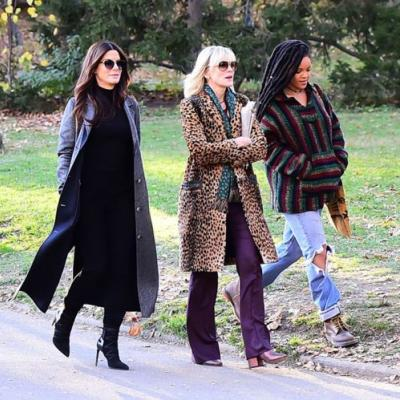 Every Fashion Girl Will Be Talking About This Ocean's 8 Trailer Today
