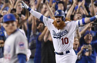 Justin Turner comes through in the clutch with walk off home run to win Game 2 of NLCS