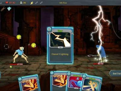Slay The Spire Review - A Dazzling Dungeon Dive