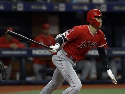 LEADING OFF: Ohtani coming off cycle, Giolito faces Yankees