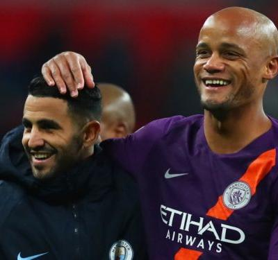 Ragged Man City survive shambolic Wembley pitch to pick up statement victory over Tottenham