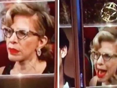 Jackie Hoffman Gave An Emmy-Worthy Performance When She Lost To Laura Dern