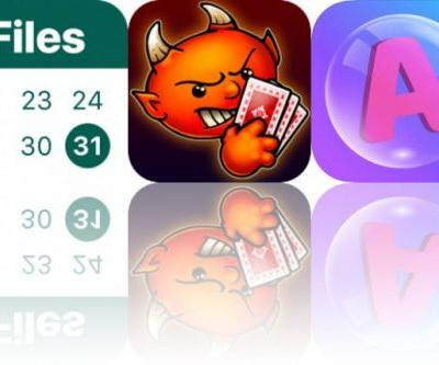 Today's Apps Gone Free: FileCalendar, Spite and Malice and Catchy Words