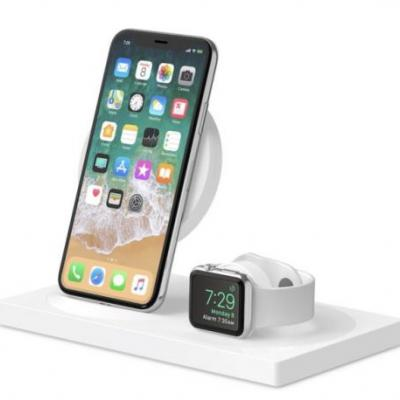 Belkin Unveils New Boost Up Wireless Charging Dock For The iPhone & Apple Watch