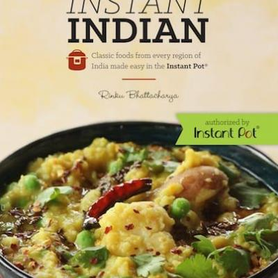 Giveaway: How to Make Delicious Indian Food in an Instant Pot