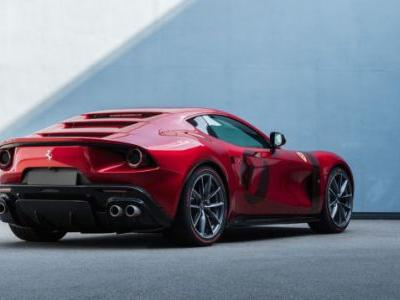 Ferrari Basically Made A Prettier Dodge Viper, But Only For This One Dude