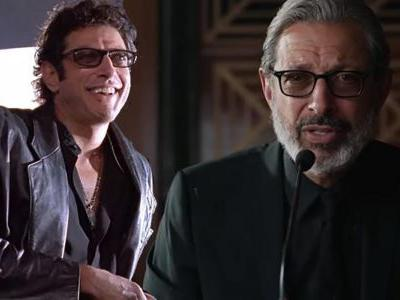 What Jeff Goldblum Enjoyed About His Jurassic World 2 Role