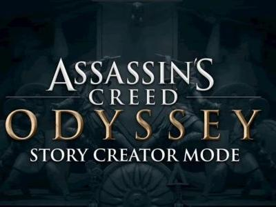 "E3 2019: Assassin's Creed Odyssey va se doter d'un ""Story Creator Mode"""