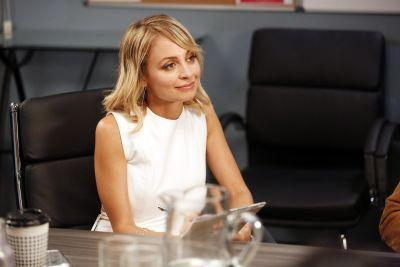 How did Nicole Richie become a Tina Fey-Approved Funny Person?