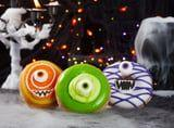 Trick or Treat Yo' Self to All 3 of Krispy Kreme's New Halloween Monster Batch Doughnuts