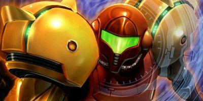 Metroid Game Teased for Nintendo Switch