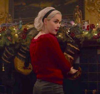 The 4 movies and TV shows coming to Netflix this week that are worth watching, including the 'Chilling Adventures of Sabrina' holiday special