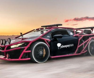 """Crazy Twin-Turbo """"Caged"""" Lamborghini Huracan Built For 19-Year-Old"""