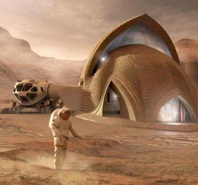 If humans are ever going to live on Mars, we'll have to grow food - here's how we might be able to do it