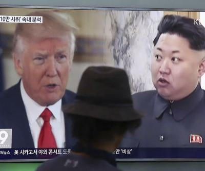 US says all options on the table in standoff with North Korea