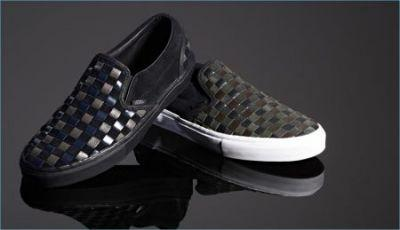 BNY Sole Series: Barneys Unveils Limited-Edition Vans Checkerboard Sneakers