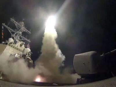 Trump says Syria strike is coming, but he won't say when