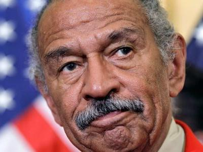 Longtime Democratic Rep. John Conyers denies sexual harassment settlements