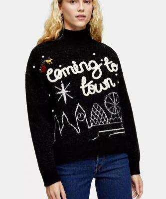 16 Ugly Holiday Sweaters That Don't Require a Trip to the Thrift Store