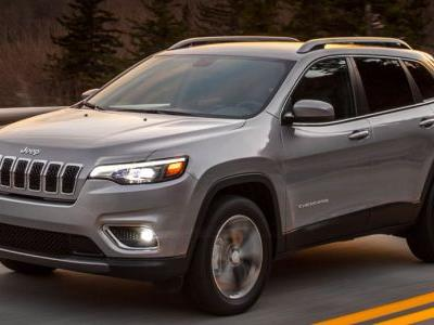 Jeep's Bringing This Updated 2019 Cherokee To Detroit