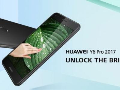 Huawei Y6 Pro (2017) Launches In Several European Countries