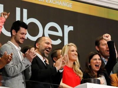 Uber's IPO was the biggest of 2019. Here are the 19 firms that have bought the most shares since