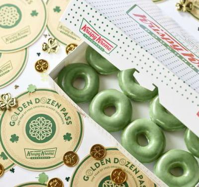Krispy Kreme Is Giving Away FREE Donuts for a Year
