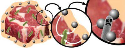 Nanostructured Antimicrobials in Food Packaging-Recent Advances