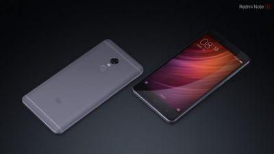 Xiaomi Redmi Note 4 Launches in India