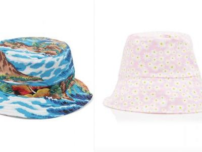 20 Actually Cute Bucket Hats For Summer 2019 That Will Delight Your Inner '90s Babe