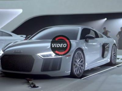 Listen To Your Favorite TV Theme Songs Played By Audi Engines
