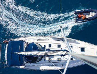 Under the Fijian sun: A long-distance marriage makes room for chasing waves and running yacht charters