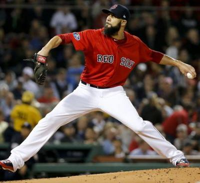 Red Sox stick with David Price as a starter