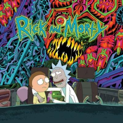 Break out the Szechuan sauce, the Rick and Morty soundtrack has arrived: Stream