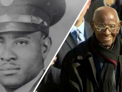 Nation's oldest World War II veteran dies at 112