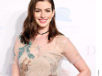 Anne Hathaway's New Movie Looks So Incredibly Weird