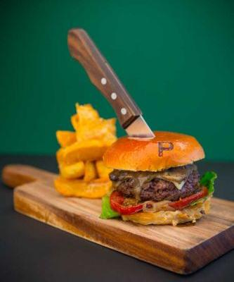 Recipe: Award-winning Moodlander burger from Visa Wellington on a Plate festival