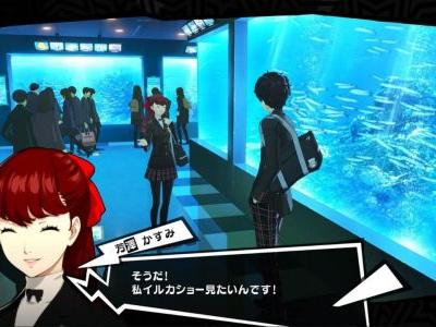 Persona 5 Royal Brings New Characters And Scenes, Set For 2019 In Japan, 2020 Worldwide For PS4