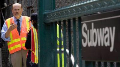 New York's $836 Million Subway Fix Plan: Take Seats Out Of Trains, Get People To Litter Less
