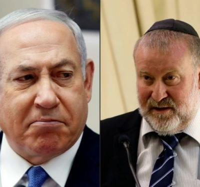Draft indictment issued against Israeli PM Netanyahu for bribery, fraud and breach of trust