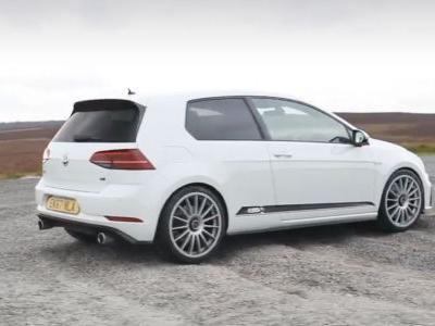 Ford Tuner Mountune Can Now Boost The Golf GTI To 306bhp