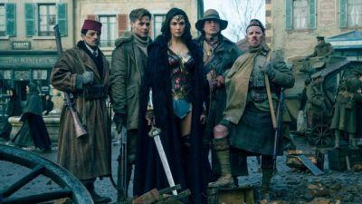 The World Has Wonder Woman in a New TV Spot