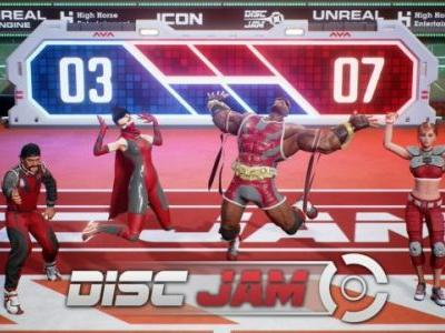 Disc Jam Coming to Switch