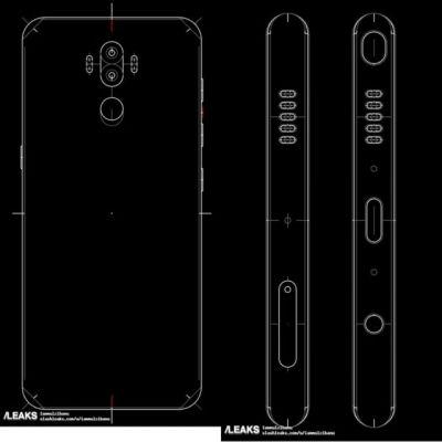 Alleged Galaxy Note 8 Schematic Reveals Details About The Phone