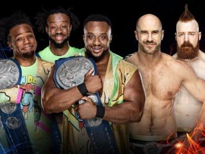 WWE Super Show-Down 2018: Live Match Result Updates